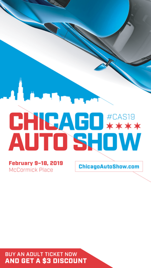 2019 Chicago Auto Show On The App Store