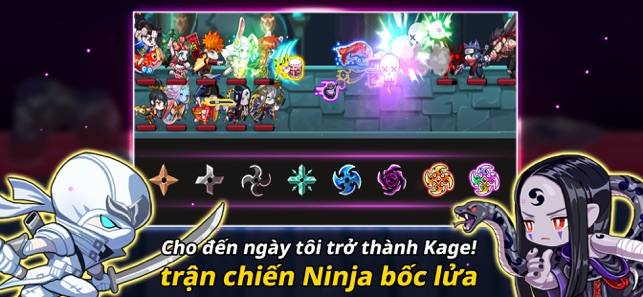 Rogue Ninja Blazing