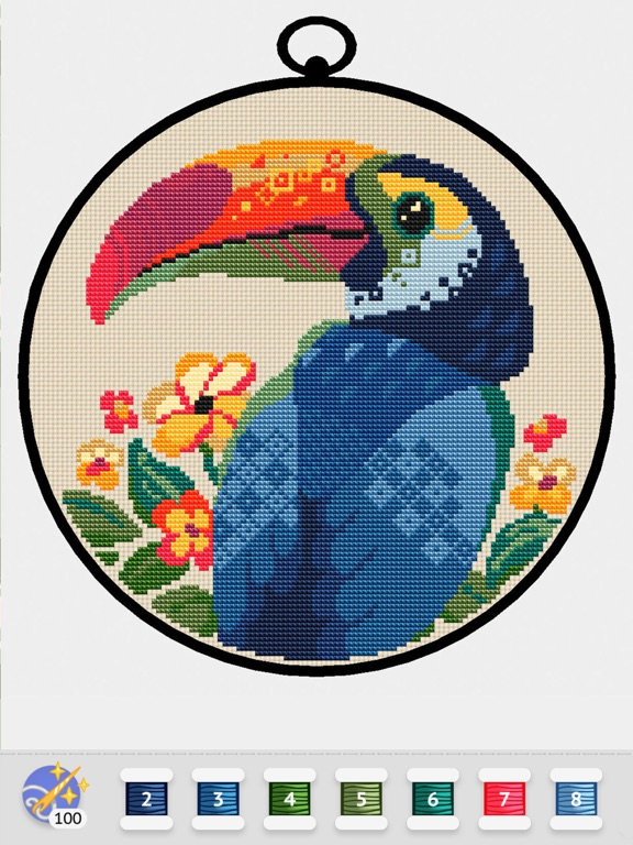 Cross Stitch Club - 美しい刺繍の本のおすすめ画像2