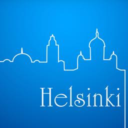 Ícone do app Helsinque Guia de Viagem