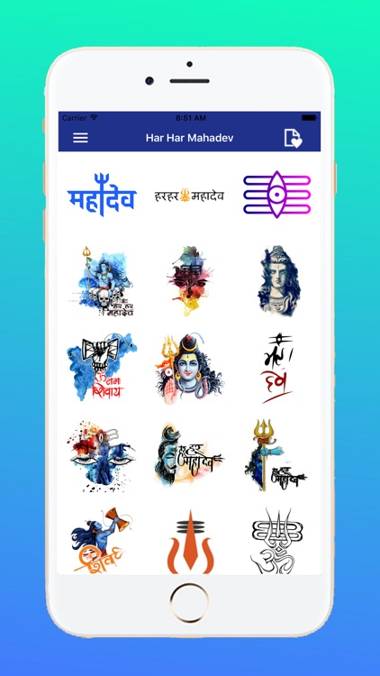 God Stickers for Chats screenshot-2
