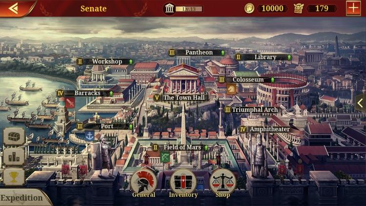 Great Conqueror: Rome screenshot-7