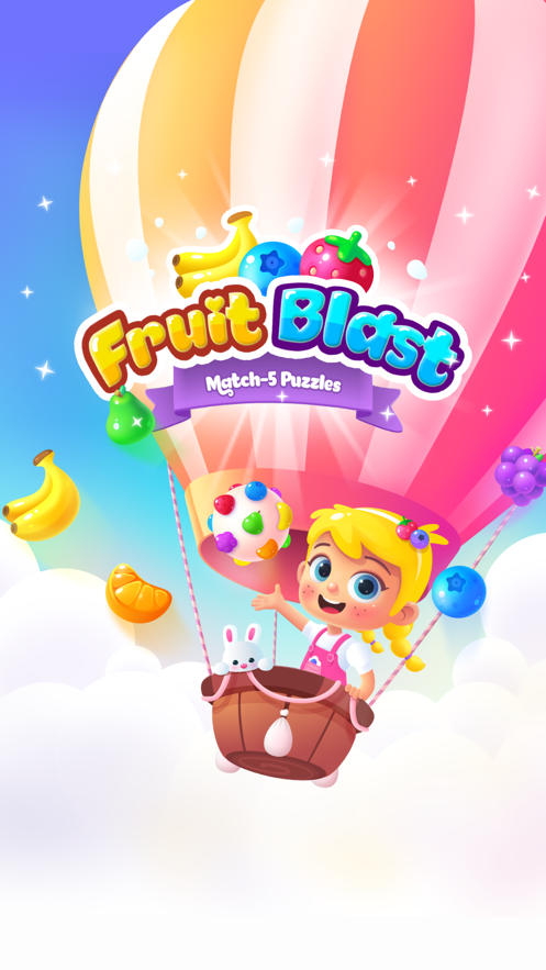 Fruit Blast - Match 5 Colors App 截图