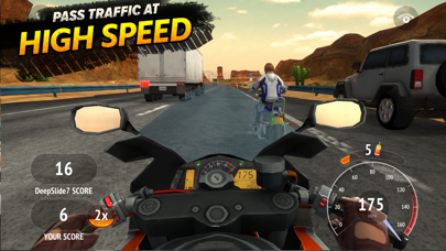 Highway Rider ScreenShot0