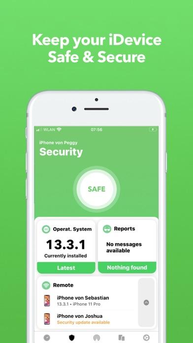 Neptune - Security & System Screenshots