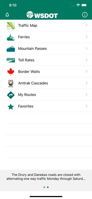 Wsdot On The App Store