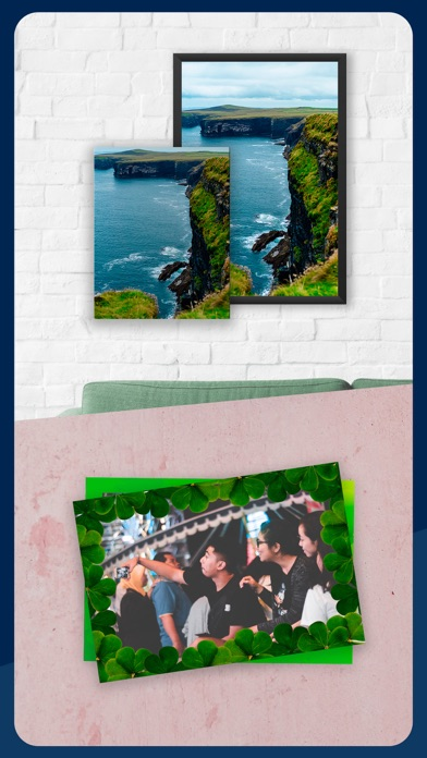 Screenshot for Print Photo - photo print app in United States App Store