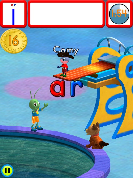 Smarty Ants PreK-1 screenshot-3