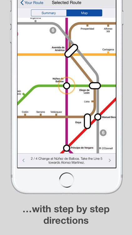 Madrid Metro - Map and Routes