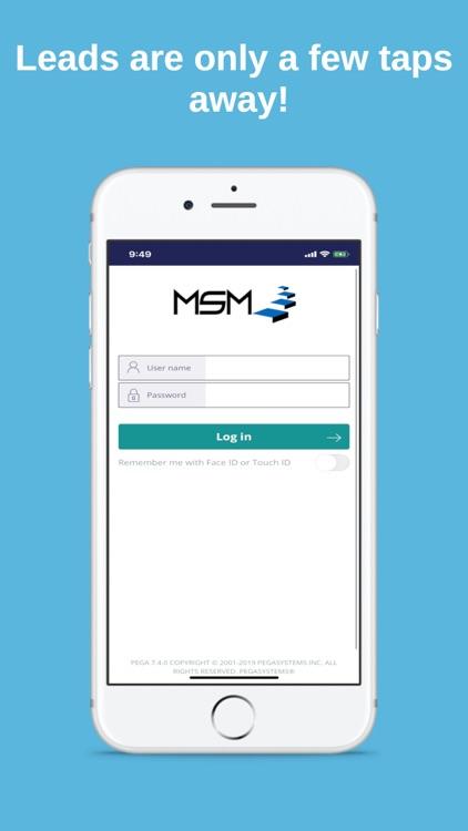 MSM Security SABR