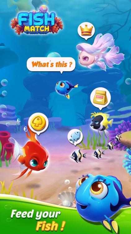 Fish Match - Home Design screenshot-4