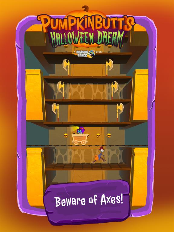 Pumpkinbutt's Halloween Dream screenshot 13