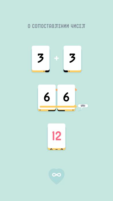 Скриншот №3 к Threes!