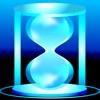 水晶時計 Crystal HourGlass