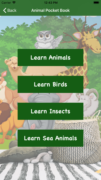 Animal Pocket Book screenshot #3