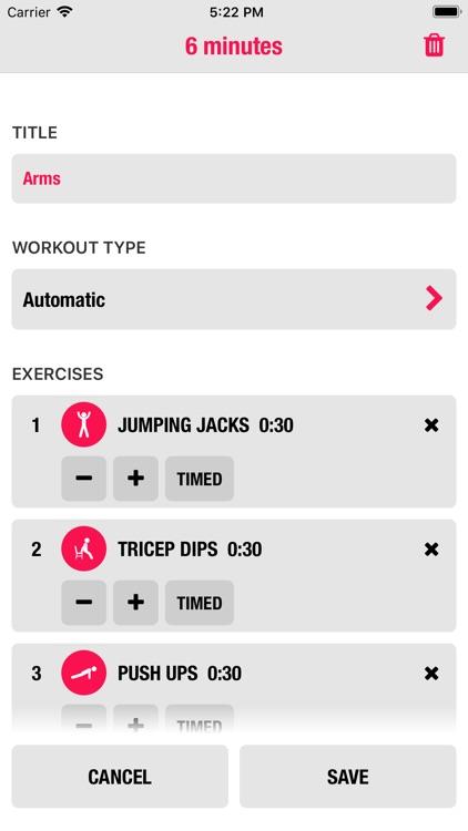 Streaks Workout screenshot-5