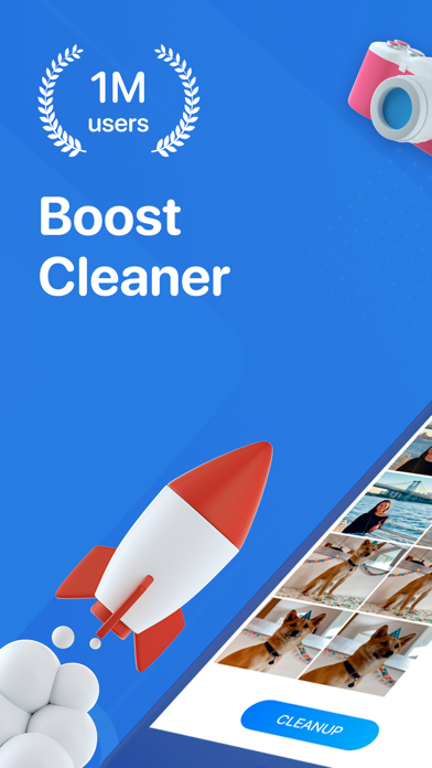 Boost Cleaner - Clean Storage Screenshot