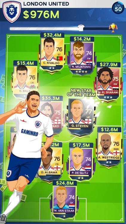 Idle Eleven - Soccer Tycoon screenshot-3