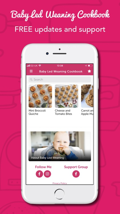Baby Led Weaning Recipes screenshot-9