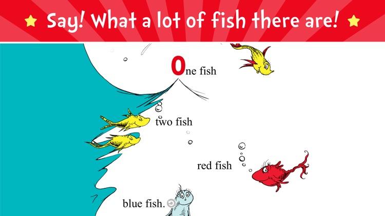 One Fish Two Fish - Dr. Seuss screenshot-0