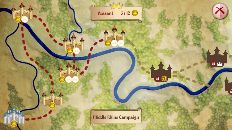 Castles of Mad King Ludwig screenshot-5