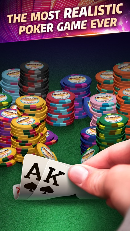 Mega Hit Poker: Texas Holdem screenshot-0