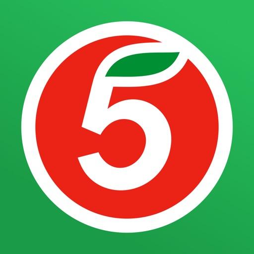 Пятёрочка
