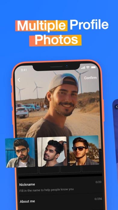 Blued: Meet & date cute guys Screenshot