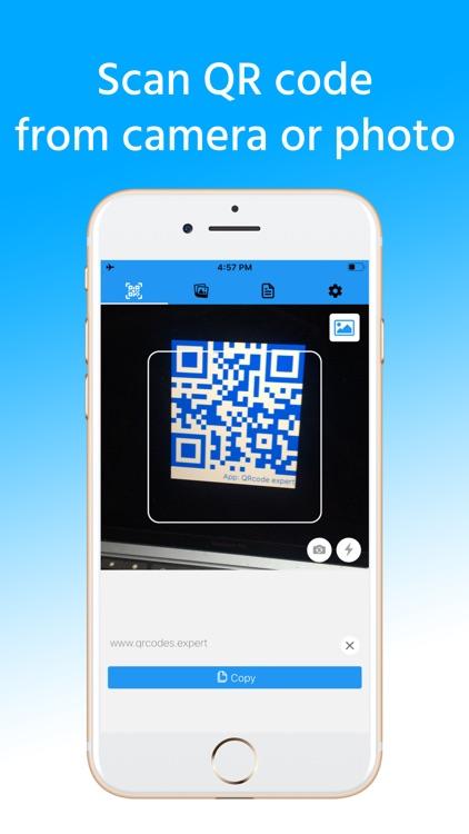QRcode expert (photo QR maker) screenshot-3