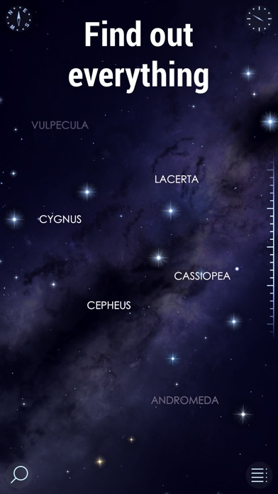 Screenshot for Star Walk 2 - Night Sky Map in United States App Store