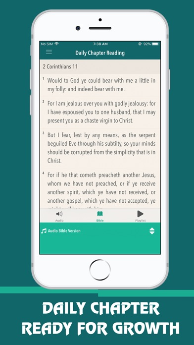 messages.download Audio Bible - Dramatized Audio software