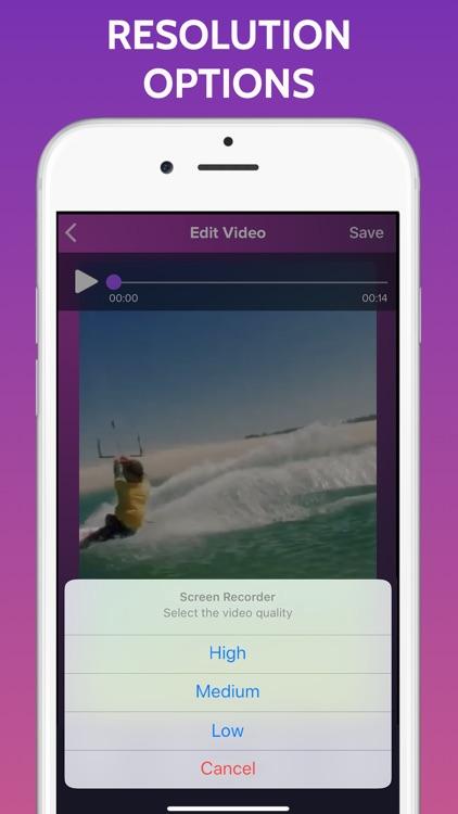 Screen Recorder Pro⋆ screenshot-3