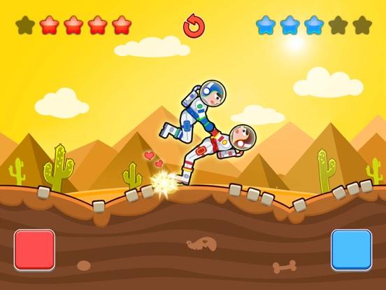 iPad Image of Wrestle Jump Man-Fight Club
