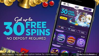 Wink Slots: Real Money Games screenshot one