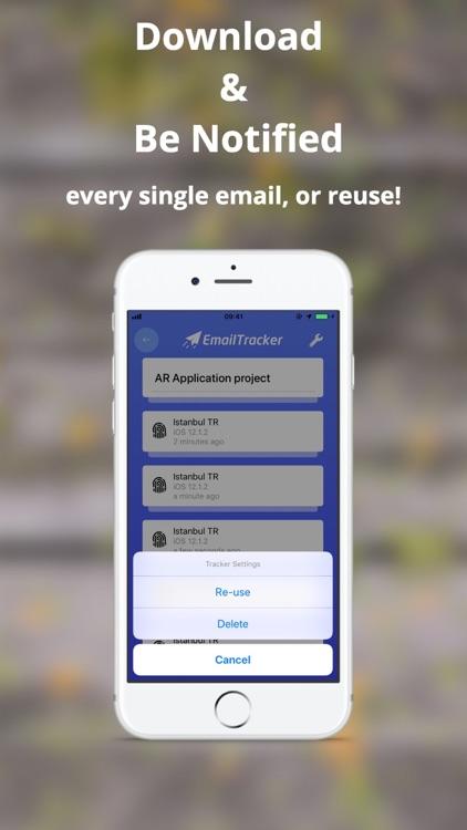 E-Mail Tracker screenshot-4