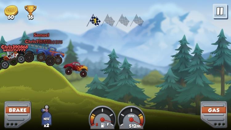 Kings of Climb Offroad Outlaws screenshot-3