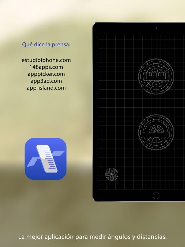 Flying Ruler Pro En App Store