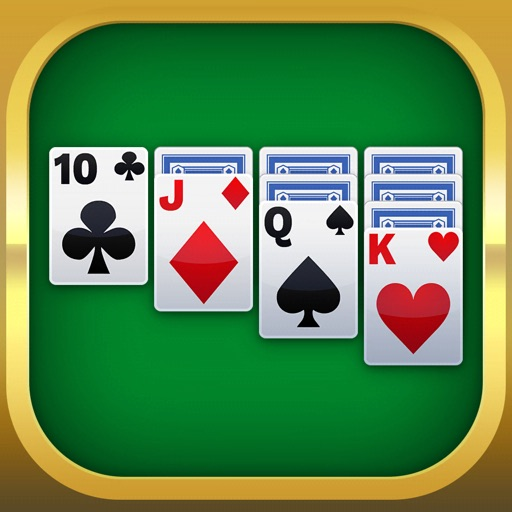 One Solitaire Cube icon