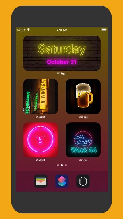 Widget - Add to Home Screen screenshot-3