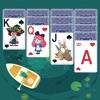 テーマソリティア:カードゲームもしてタワーも飾り! - iPadアプリ