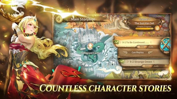 Sdorica: Tactical RPG screenshot-5