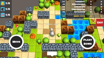Boom Arena: Multiplayer Bomber screenshot 1