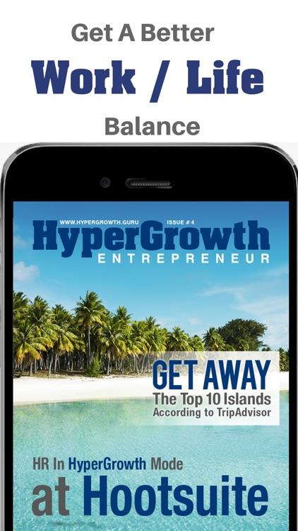 HyperGrowth Entrepreneur Mag screenshot-3