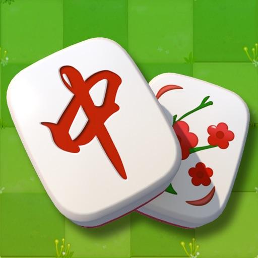 Camp Mahjong: Connect Pattern