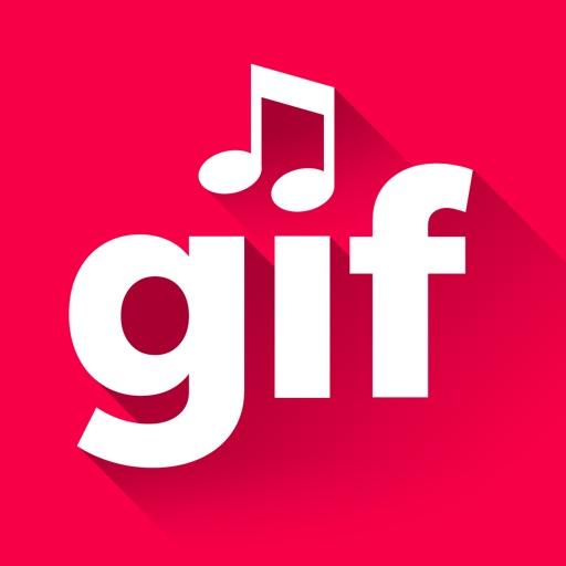 Gifnote: Find GIFs & Add Music