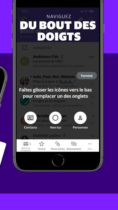 messages.download Yahoo Mail – Restez organisé software