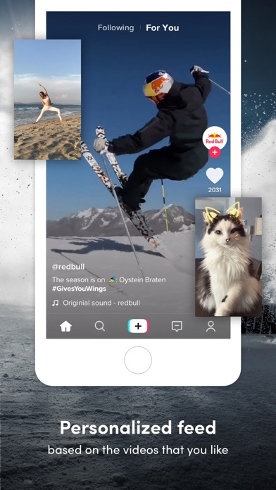 TikTok - Real Short Videos Screenshots