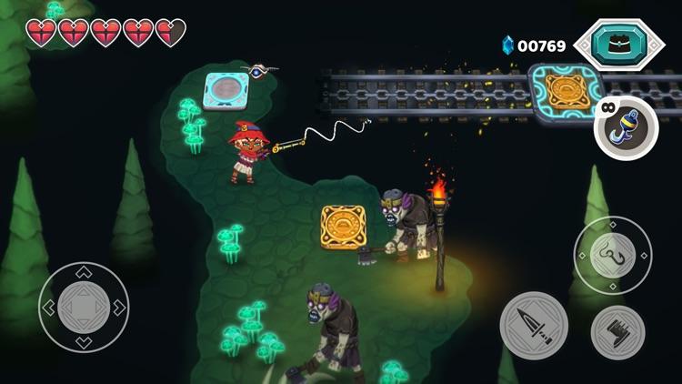 Legend of the Skyfish 2 screenshot-4