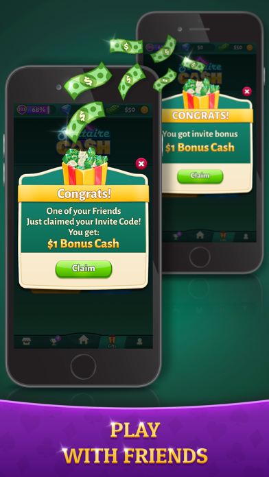 Solitaire Cash screenshot 5