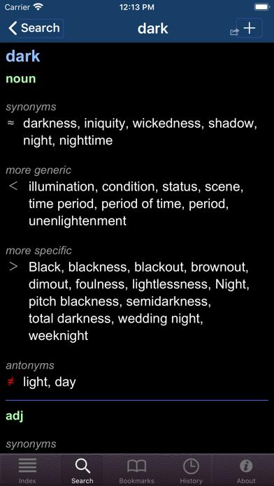 英英類語辞書のおすすめ画像6